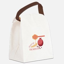 Feast Of Trumpets Canvas Lunch Bag