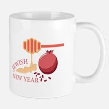 Jewish New Year Mugs