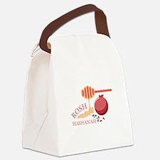 Rosh Hashanah Canvas Lunch Bag