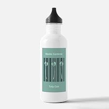 Cute Mom Gardener Flow Water Bottle