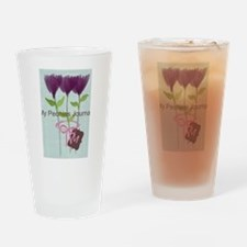 Cute Mom Gardener Flower Drinking Glass