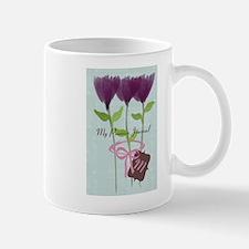 Cute Mom Gardener Flower Mug