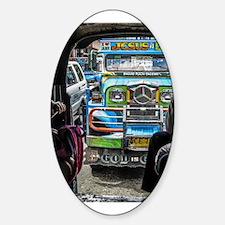 Baguio Jeepneys 1 Decal