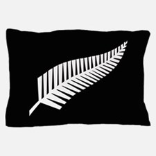 Silver Fern Flag Pillow Case