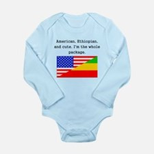American Ethiopian And Cute Body Suit