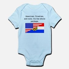 American Croatian And Cute Body Suit
