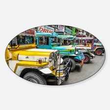 Baguio Jeepneys 4 Decal