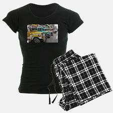 Baguio Jeepneys 4 Pajamas
