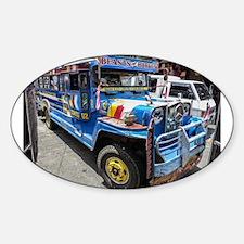 Baguio Jeepneys 2 Decal