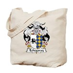 Echegaray Family Crest Tote Bag