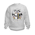 Echegaray Family Crest Kids Sweatshirt