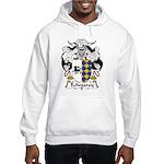 Echegaray Family Crest Hooded Sweatshirt