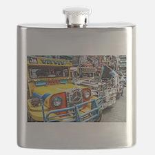 Baguio Jeepneys 3 Flask