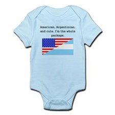 American Argentinian And Cute Body Suit