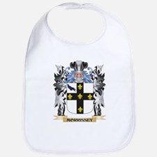 Morrissey Coat of Arms - Family Crest Bib