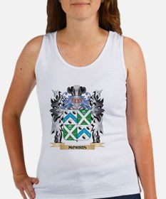 Morris Coat of Arms - Family Crest Tank Top