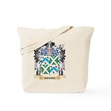 Morris Coat of Arms - Family Crest Tote Bag