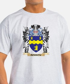 Morrow Coat of Arms - Family Cres T-Shirt