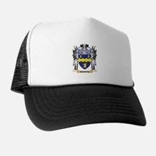Morrow Coat of Arms - Family Crest Trucker Hat