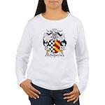 Echebarria Family Crest Women's Long Sleeve T-Shir