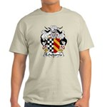 Echebarria Family Crest Light T-Shirt