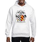 Echebarria Family Crest Hooded Sweatshirt