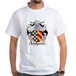 Echebarria Family Crest White T-Shirt