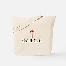 Unique Catholic Tote Bag