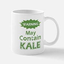Funny Kale (design Right) Mugs