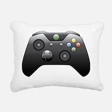 Funny Gamer Rectangular Canvas Pillow