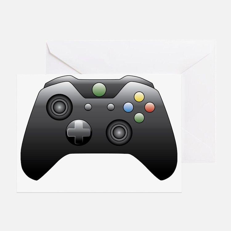 Cute Xbox Greeting Card