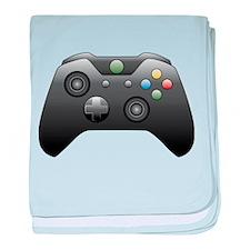 Cute Xbox baby blanket