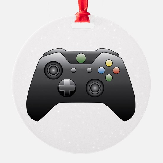 Cute Gamer Ornament