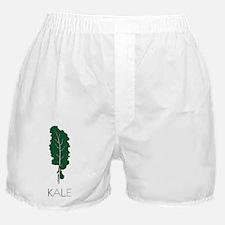 Cute Kale Boxer Shorts