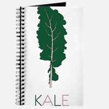 Unique Kale Journal
