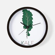 Unique Healthy Wall Clock