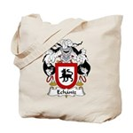 Echaniz Family Crest Tote Bag