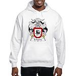 Echaniz Family Crest Hooded Sweatshirt