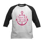 Class Of 2028 anchor Baseball Jersey