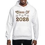 2028 Class Pride Hooded Sweatshirt