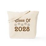 2028 Class Pride Tote Bag