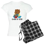 Class Of 2028 school bear Women's Light Pajamas