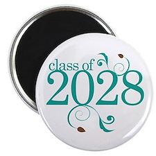 Class Of 2028 cute Magnet