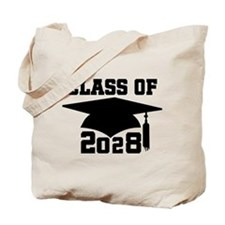 class of 2028 Tote Bag