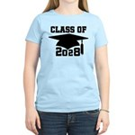 class of 2028 Women's Light T-Shirt