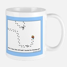 Christmas Geocacher Mug