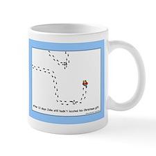 Christmas Geocacher Mug