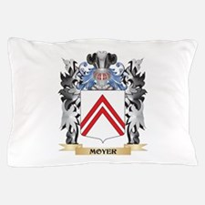 Moyer Coat of Arms - Family Crest Pillow Case