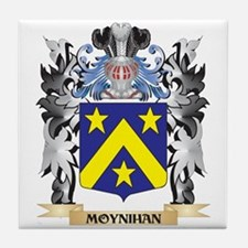Moynihan Coat of Arms - Family Crest Tile Coaster