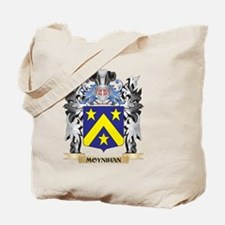 Moynihan Coat of Arms - Family Crest Tote Bag